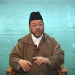 د. مصطفى بنحمزة: يرد على من يدعو إلى إبعاد الدين عن البيئة