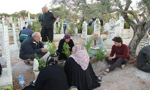 زيارة-المقابر
