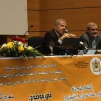 اجواء اليوم الاول  للملتقى الوطني  لاساتذة التربية الاسلامية -الامسية التكوينية-