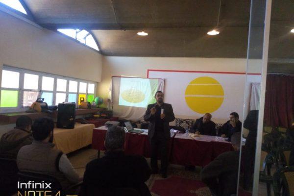 منهجية تدريس السيرة النبوية في لقاء تواصلي  بفرع الجمعية باكادير