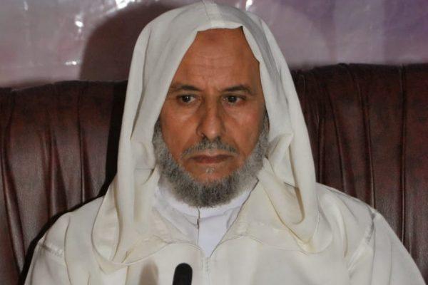 فقيه مدرسة تنالت العتيقة سيدي الغالي الدادسي  في ذمة الله