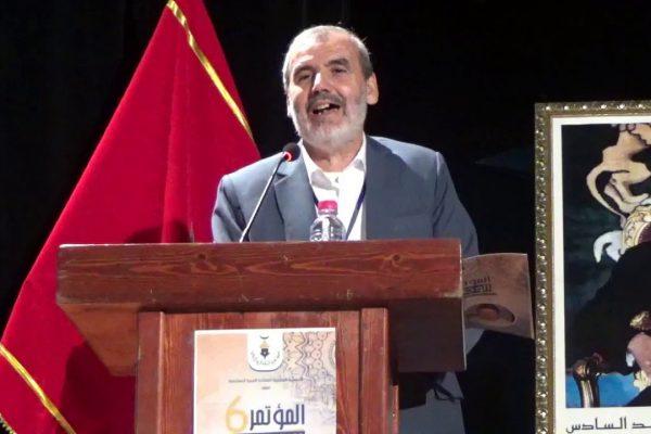 ذ. محمد الزباخ / نراهن على جهود الجمعية وشركائها في تعزيز قيم التربية الاسلامية والحفاظ على مكتسباتها.
