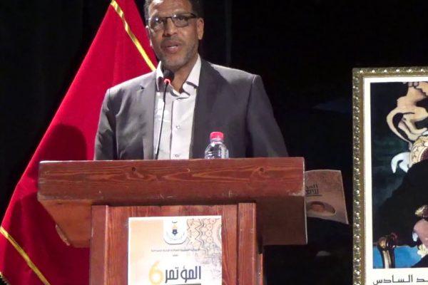 ذ. عبد الجليل لبداوي:جمعيتكم لها دور جوهري في المحافظة على هوية البلد